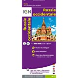 86129 RUSSIE OCCIDENTALE  1/800.000