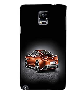 PrintDhaba Car D-2439 Back Case Cover for SAMSUNG GALAXY NOTE 3 (Multi-Coloured)