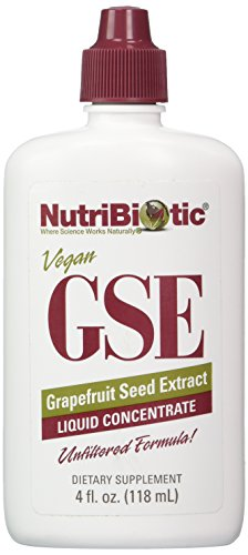 Nutribiotic Gse Liquid Concentrate, 4 Fluid Ounce (Natural Organic Grapeseed Extract compare prices)
