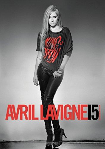 Avril Lavigne 2015 Calendar