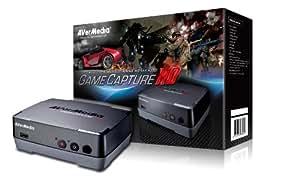 Avermedia - C281 - Boitier d'enregistrement sans PC pour XBox360/PS3/Wii U - jusqu'à 1080P