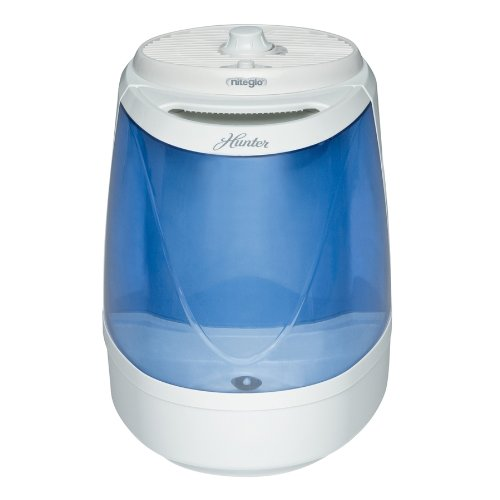 Hunter Microban Soothing Cool Mist Evaporative Humidifier, Model 33119
