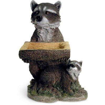 Cheap Raccoon Bird Feeder 19″ (B000E6IK3O)