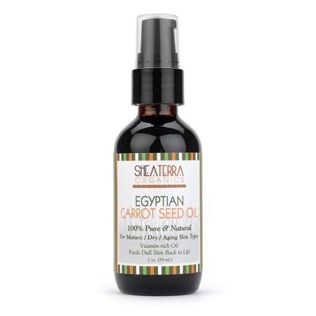 Egyptian Carrot Seed Oil 2 oz.