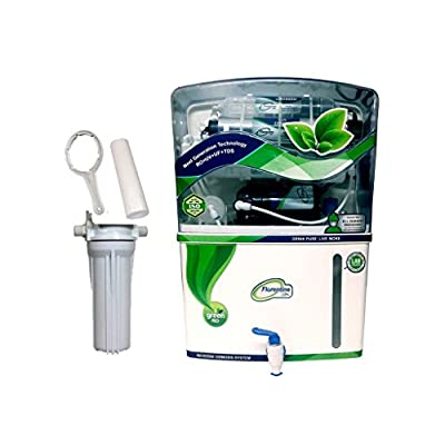 Florentine Lotus Green 14 stage RO+UV+UF+Minerals Water Purfier With **(1 Year Warranty And Free Installation)**