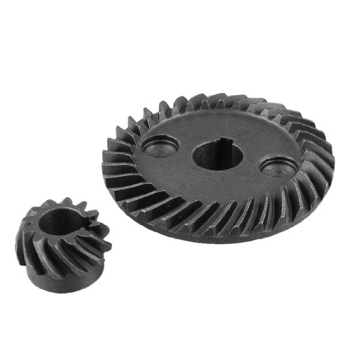 Metal Spiral Bevel Gear Set for Makita 9523 Angle Sander