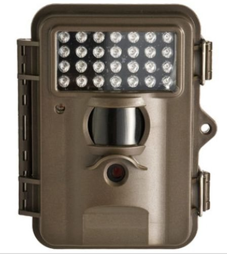"Barska 6Mp Trail Camera With 1.5"" Color Screen And 28 Infrared Led Lights"