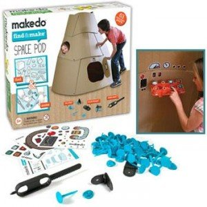 Makedo Find and Make Space POD