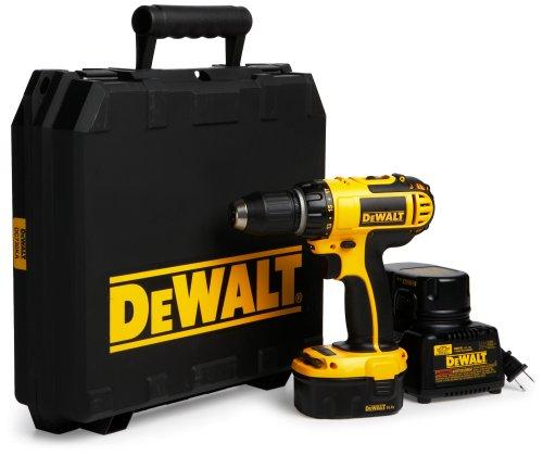 Amazon.com: DEWALT DC759KA 18-Volt NiCad 1/2-Inch Cordless Drill