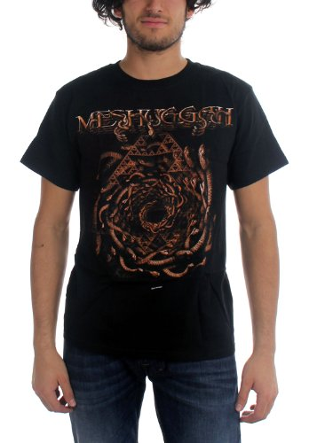Meshuggah Spiral of Snakes T-Shirt
