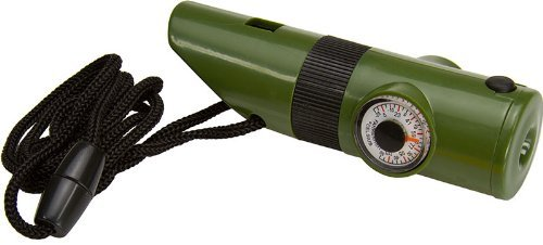 SE 6-in-1 Survival Whistle