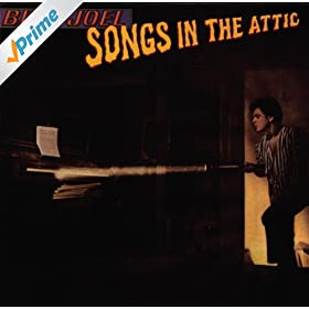 Songs In the Attic [Clean]