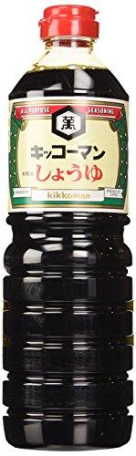 Kikkoman Soy Sauce, 33.8 oz