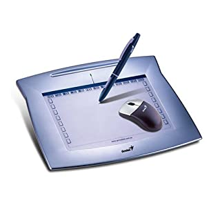 Genius MousePen 8 x 6 Inch Graphic Tablet for Home and Office for $36.90