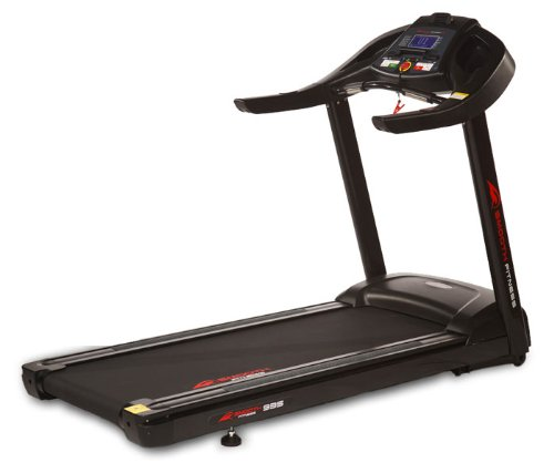 Smooth Fitness 9.35iHR Treadmill