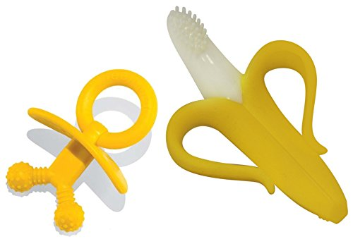 Baby Banana Teether front-154644