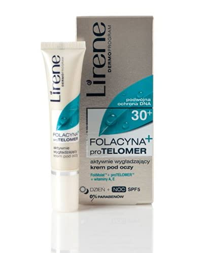 Lirene Crema Regeneradora Cara Y Cuello SPF5 15 ml