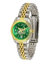 UNC Charlotte Ladies Gold Dress Watch