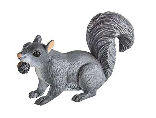 Safari Ltd Wild Safari North American Wildlife Gray Squirrel