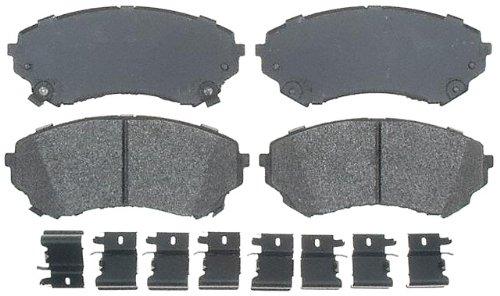 8 Brake Rotors Front Rear Ceramic Pad Fits 01-2002 2004-2005 Dodge Stratus 4