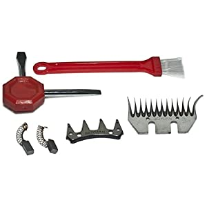Best Choice Products Sheep Shears Goat Clippers Animal Shave Grooming Farm Pet Supplies Livestock, 320W