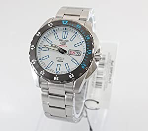 Seiko Men JAPAN 5 SPORTS 4R36 Sport SRP359 SRP359J1