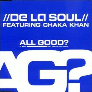 De La Soul - All Good (Cd Single) - Zortam Music