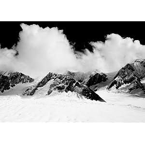 Remote Ruth Gorge, Denali National Park, Alaska