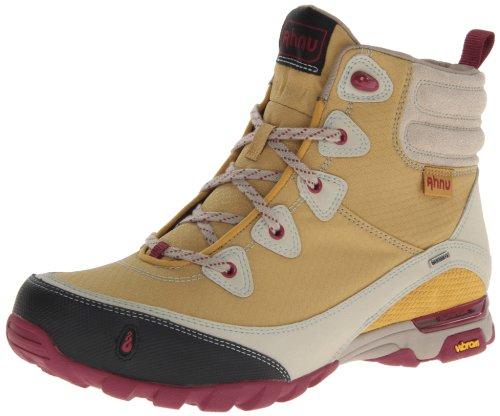 Ahnu Women S Sugarpine Boot Hiking Boot Honey 9 M Us