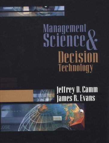 Management Science and Decision Technology
