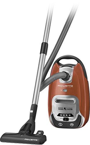 Rowenta-RO6432EA-Aspirateur-avec-Sac-Silence-Force-4A-Puissant-et-Silencieux-66dB-Nouveau-Sac-Haute-Filtration-Ultra-Hyginique-Ultra-Maniable-4-roues-Rangement-Intgr-Orange
