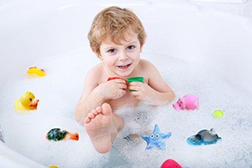bath toy organizer 12 bpa free bonus baby toys extra large mesh net stora. Black Bedroom Furniture Sets. Home Design Ideas
