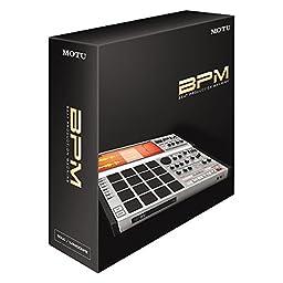 MOTU BPM 1.5 (Drum Groove Software)
