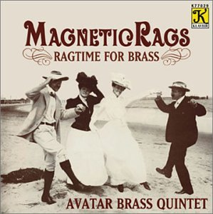 Magnetic Rags - Ragtime for Br