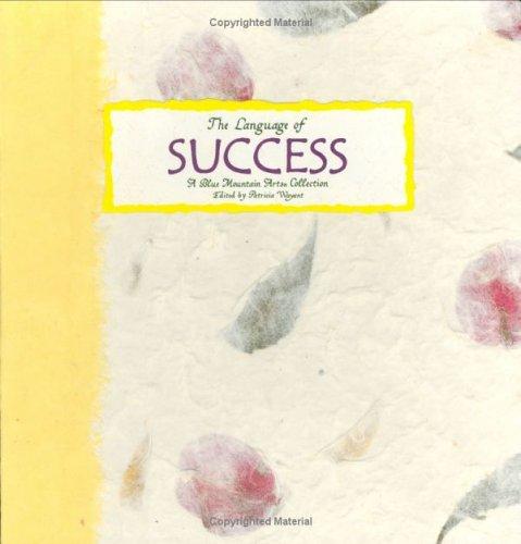 Language of Success, BLUE MOUNTAIN ARTS (EDT)