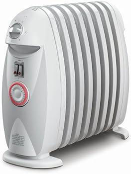 DeLonghi Portable Oil Filled Radiator