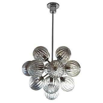 Amazon.com: Oggetti Perle 17 Globes Chandelier: Home Improvement