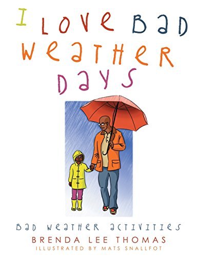 I Love Bad Weather Days: Bad Weather Activities