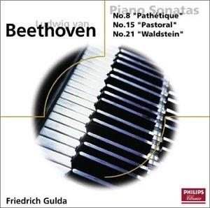 Piano Sonatas 8 15 21 22 (Friedrich Gulda Beethoven Sonata compare prices)