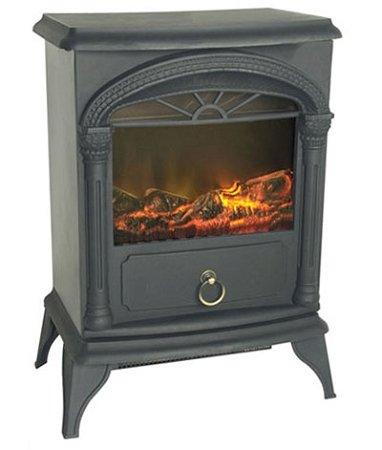 Fire Sense Vernon Electric Fireplace Stove image B006UTPJCY.jpg