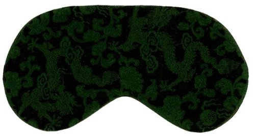 Cris Notti Sleep Mask - Black Dragon