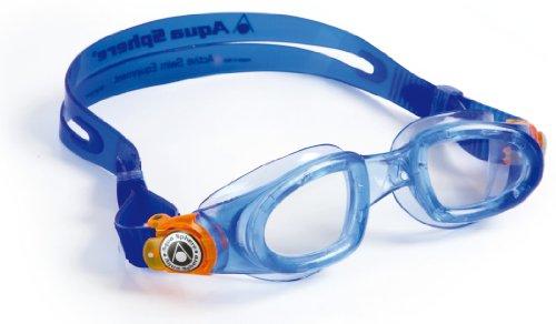 Original Aqua Sphere Moby Kinder Transparente