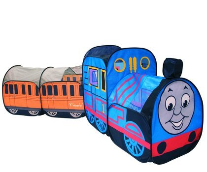 Buy Playhut Thomas The Tank W Caboose Now  sc 1 th 205 & Play Tents u0026 Tunnels