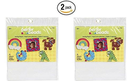 Perler Fun Fusion Ironing Paper 6/Pkg- (2 pack) - 1