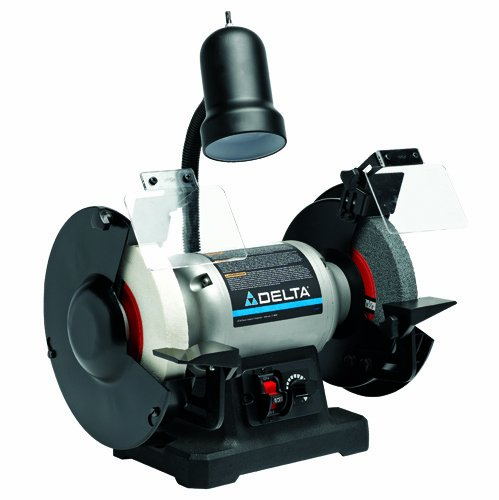 Cheapest Price! Delta 23-199 8-Inch Variable Speed Grinder with Toolless Quick Change
