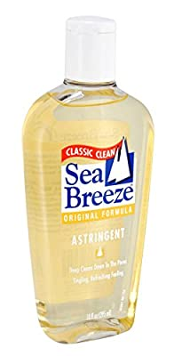 Sea Breeze Astringent Original Formula - 10 Oz (3 Pack)