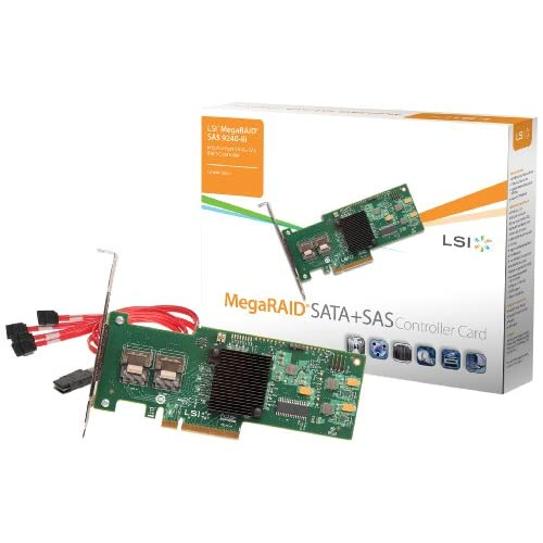LSI-MegaRAID-SAS-9240-8i-KIT-8-Port-Int-6Gbps-SATA-SAS-PCI-E-2-0
