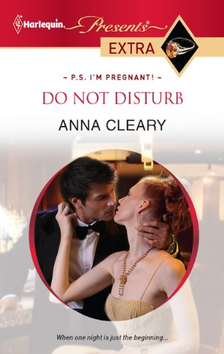 Image for Do Not Disturb (Harlequin Presents Extra)
