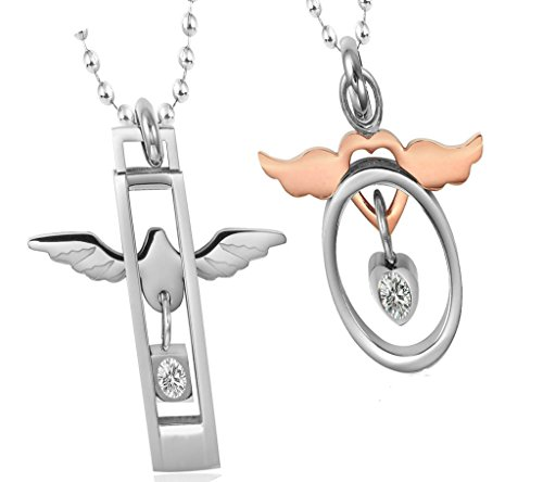daesar-his-hers-necklace-set-stainless-steel-hollow-circle-dove-wing-heart-pendant-with-random-chain