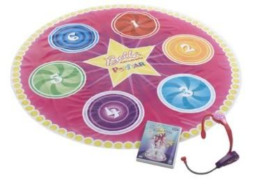 Adorable Bella Dancerella Pop Star Studio DVD With Dance Mat And Real Working Microphone Headset Jouets, Jeux, Enfant, Peu, Nourrisson